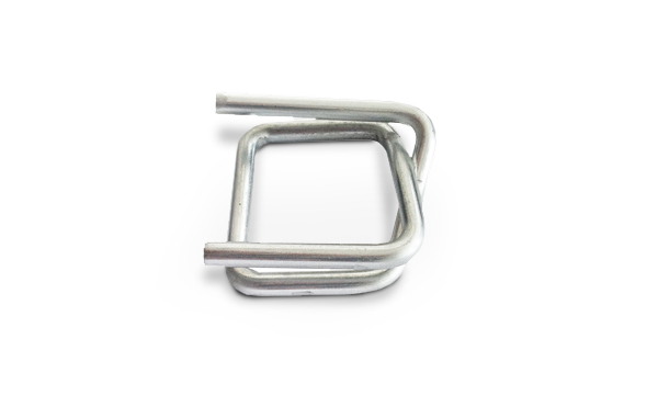 Wire buckles for 12/15 mm tape