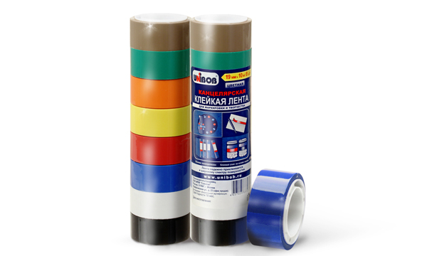 UNIBOB® adhesive tape for marking and creative ideas